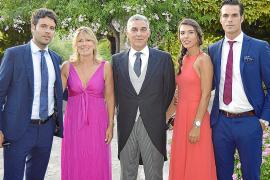 Boda de Blanca Ordinas y Miguel Ángel Ortolá