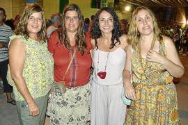 Ses Salines celebra Sant Bartomeu