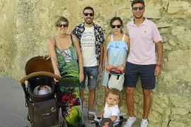 'Cossiers' y 'dimonis' por Sant Bartomeu en Montuïri