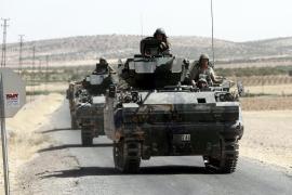 Atentados en Siria de Estado Islámico tras perder sus últimos enclaves fronterizos con Turquía