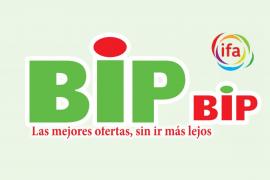 Logotipo supermercados Bip Bip