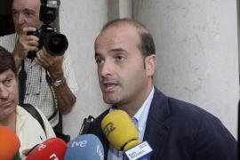 Castro mantiene la imputación de Rafael Durán