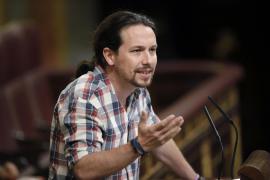 Pablo Iglesias pone en duda que hablar con el PP sea «el camino del cambio»