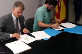 CaixaBank y Cort impulsan la rehabilitación de dos viviendas en Camp Redó