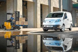 La Nissan eNV200, nombrada 'Vehículo Comercial 2016'