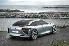 Citroën ha desvelado el 'CXPERIENCE CONCEPT'