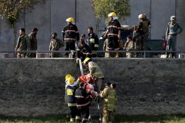 Un doble atentado suicida en Kabul deja al menos 24 muertos
