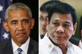 El presidente filipino llama «hijo de puta» a Obama, quien cancela un encuentro bilateral