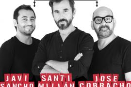 El FesJajá 2016 acerca a Trui Teatre el 'Zoo Comedy' de Santi Millán, Jose Corbacho y Javi Sancho