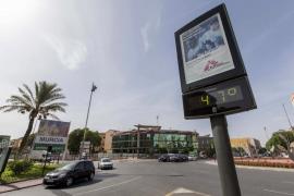 España registra las temperaturas más altas de los últimos 30 años