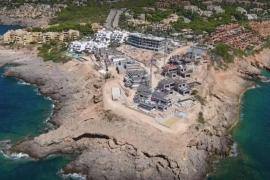 El GOB se muestra incrédulo ante la reanudación de las obras de Punta Prima