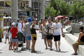 El turismo extranjero acumula un gasto de 7.218 millones hasta julio