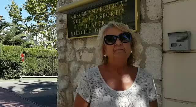 Guerra de hamacas en Es Fortí