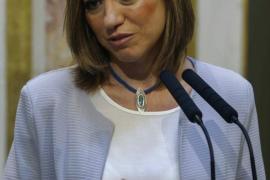 Carme Chacón se incorpora a un bufete de abogados