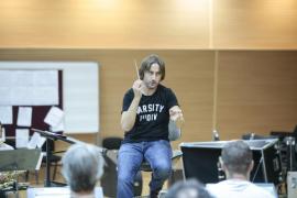 La Banda de Música de Palma, con nuevo director, dará conciertos en la calle