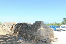 Alcúdia inicia la rehabilitación de su muralla renacentista, la gran olvidada