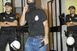 Un nuevo detenido en la operación antidroga en Son Gotleu, que ya se salda con nueve arrestos