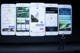 Apple presenta el iPhone 7