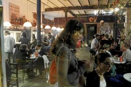 Cort estudia restringir la apertura de nuevos bares en la zona de sa Gerreria