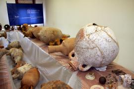 Pena de cárcel para dos buceadores por expoliar restos arqueológicos