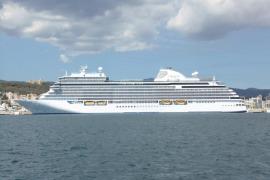 El crucero 'Seven Seas Explorer', el más lujoso del mundo