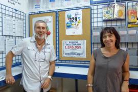Dos premios millonarios de La Primitiva en Llucmajor y Pollença
