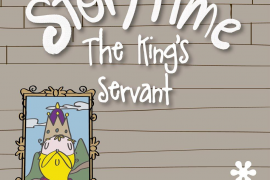 Cuentacuentos en inglés en Can Sales con 'Story time The king's servant'
