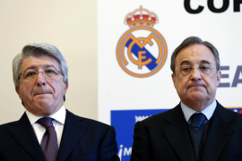 La FIFA confirma la sanción a Real Madrid y Atlético