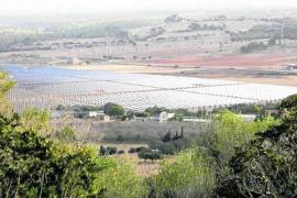El parque solar de Santa Cirga 'duerme' en el limbo ante las dudas legales del Govern