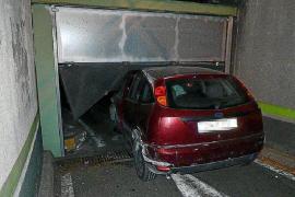 Condenado el conductor que se empotró contra El Corte Inglés de Avingudes