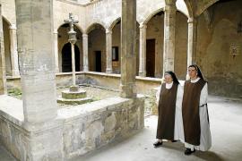 Solo el Vaticano puede decidir que otra orden ocupe el convento de Sant Jeroni