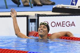 Teresa Perales inicia con una plata el objetivo de igualar a Michael Phelps