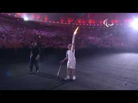 Marcia Malsar, un ejemplo de superación en los Paralímpicos tras sufrir una caída y levantarse