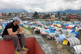 'Rising Nepal' llega esta noche al agroturismo Atzaró
