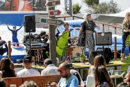 Surf Lounge Ibiza, olas de California sin salir de Eivissa
