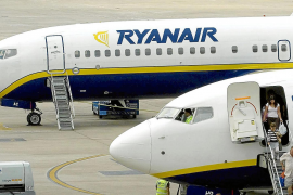 Multa a Ryanair, Vueling, Easy Jet y Clickair