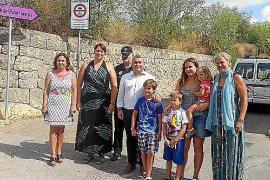 El Ajuntament de Inca pone en marcha el primer camino escolar en el colegio Miquel Duran i Saurina