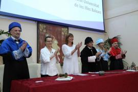 Armengol abre el curso académico de la UIB en un «tiempo de incertidumbre»
