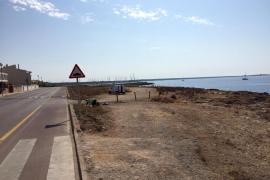 Costas impulsa medidas para proteger el litoral de sa Ràpita ante las reivindicaciones vecinales