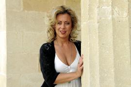 Rita Kapfhammer, figura y voz de 'Cavalleria Rusticana', en el Principal