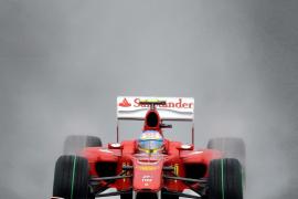 La sesión de clasificación del Gran Premio de Japón, aplazada