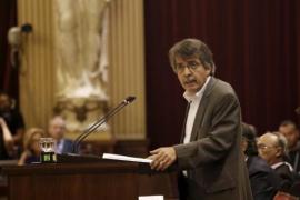 Pericay tilda de «desvergüenza» que el rector pida más dinero para la UIB
