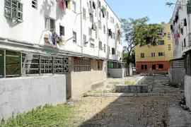 El Ibavi no tiene planes para reformar las 48 viviendas que posee en 'Corea'