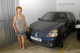 Una nueva oleada de ruedas pinchadas moviliza a los vecinos de Llucmajor