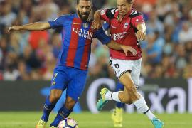 El Alavés da la campanada ante el Barcelona