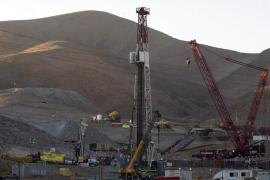Completado el conducto para rescatar a los mineros chilenos atrapados