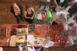 La feria de la Serra se instala de nuevo en Lluc con numerosas actividades