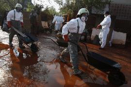 Crece la alerta en Hungría ante el riesgo de un nuevo vertido tóxico