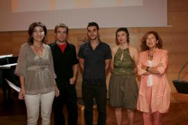 Mañana de premios, música y arte en la Fundació Pilar i Joan Miró