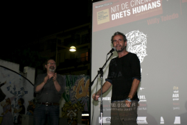 Willy Toledo y Jordi Ferrer presentan en Palma una película sobre el Sáhara